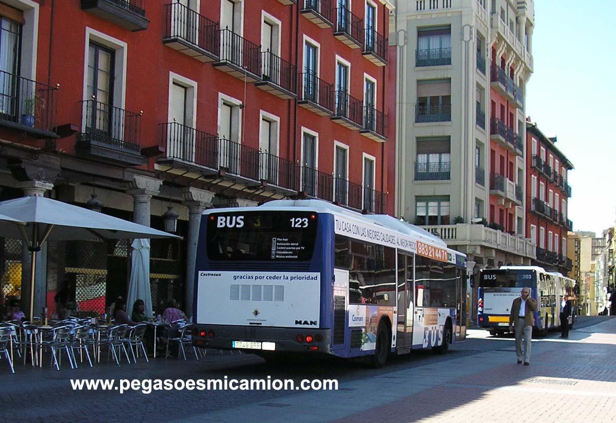 Autobuses urbanos valladolid - Paginas amarillas de valladolid ...