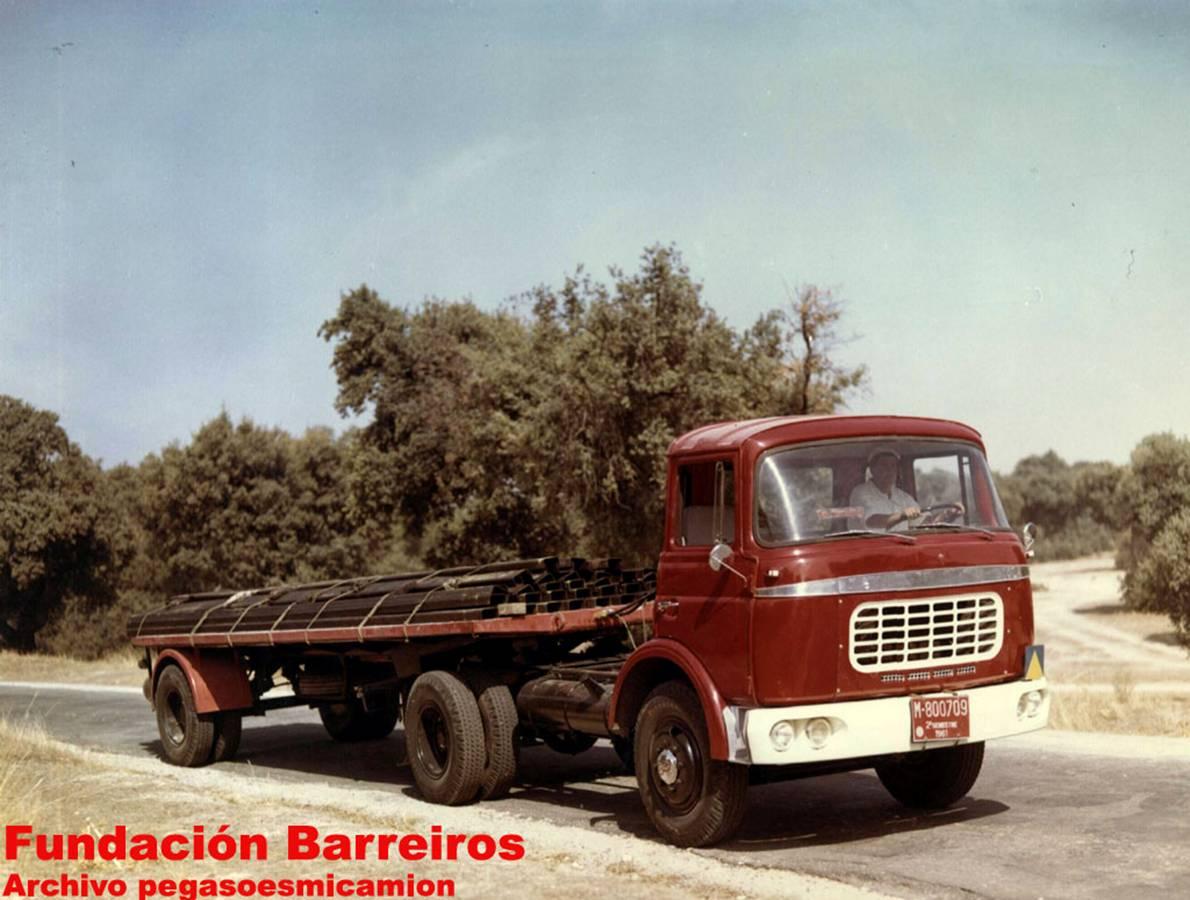 Eduardo barreiros creador del Motor Gasolina a diesel
