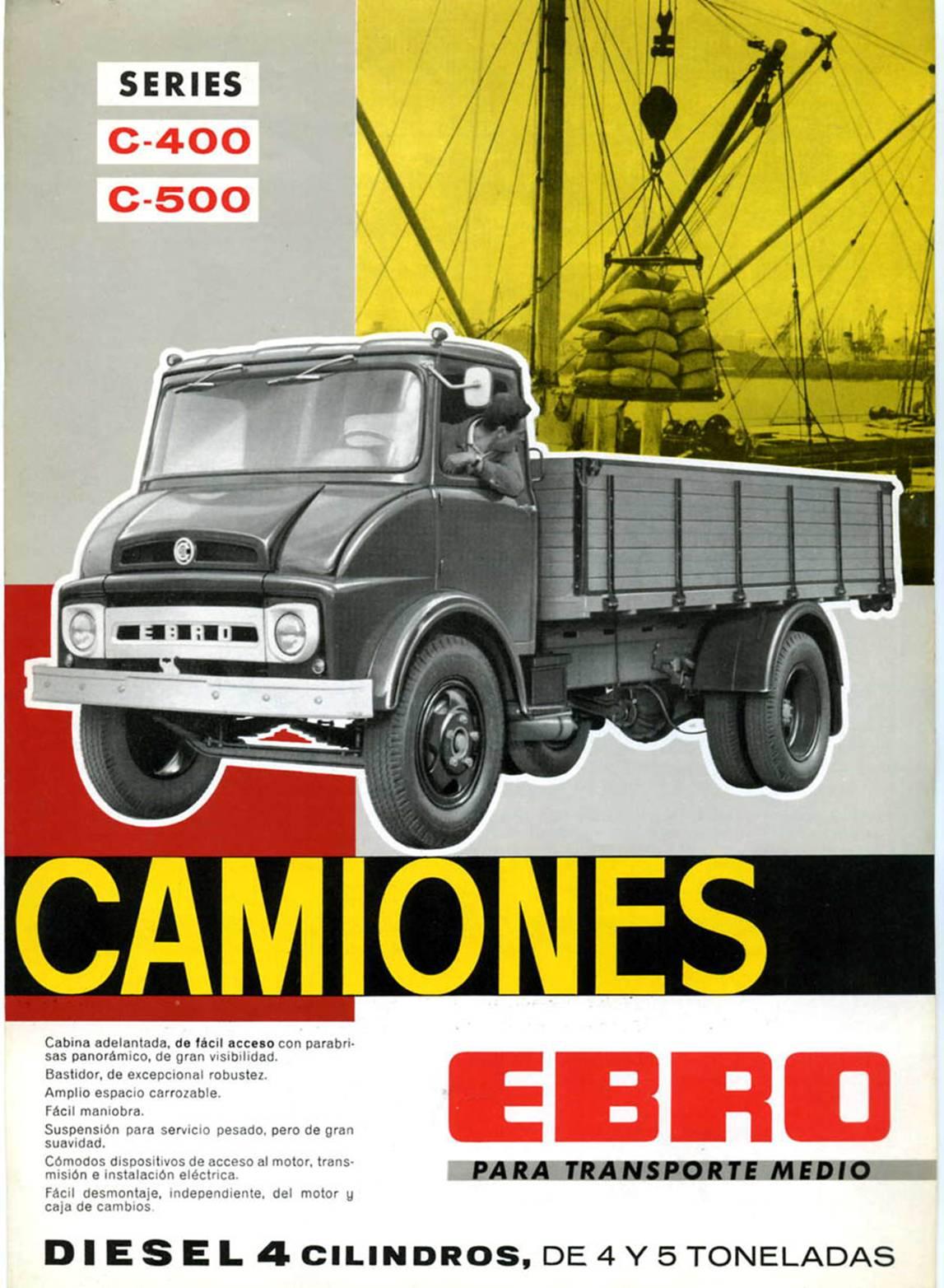 EBRO C 400 Y C 500
