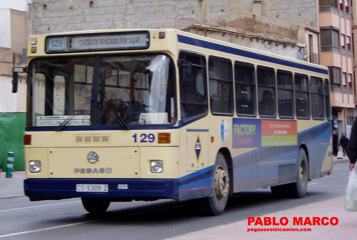 PABLO MARCO autobuses